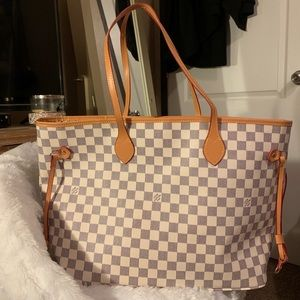 Louis Vuitton Large Style Tote